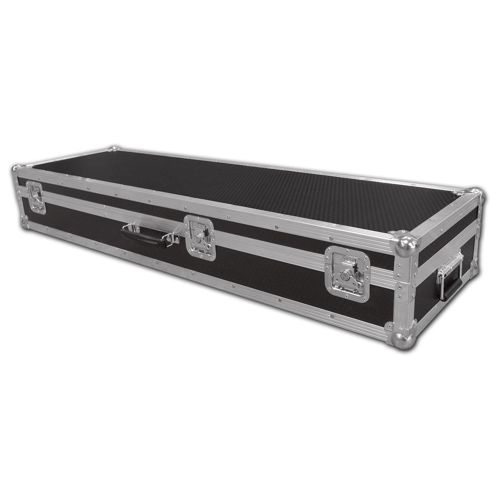 Hard keyboard flight case for yamaha s90 xs for Yamaha reface hard case