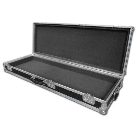 Hard Keyboard Flight Case for Roland EP85, Heavy Duty