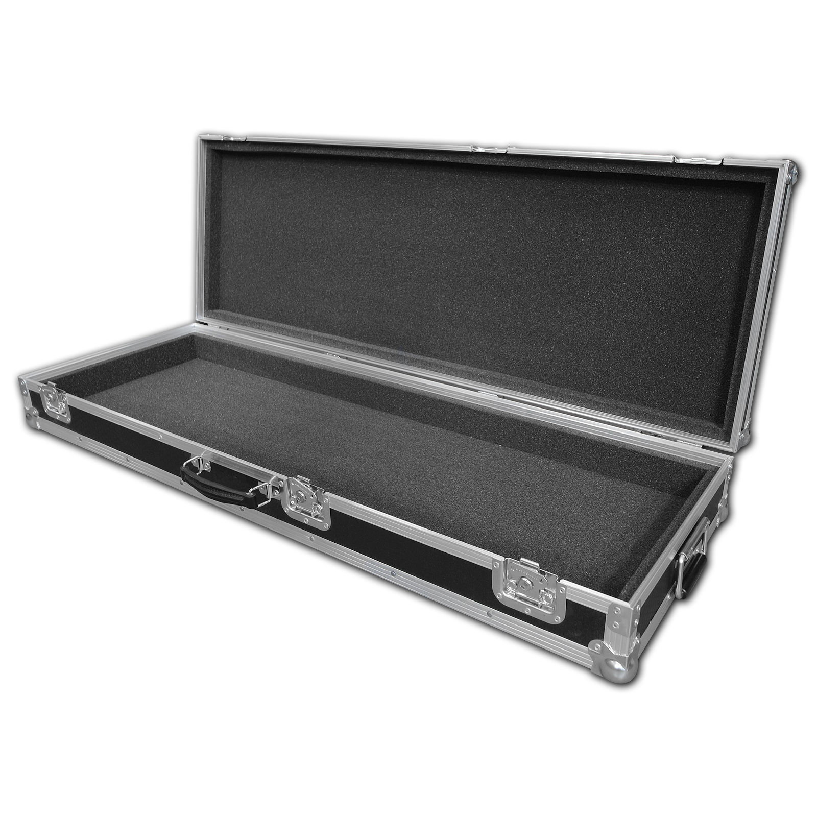 hard keyboard flight case for yamaha motif 8 heavy duty. Black Bedroom Furniture Sets. Home Design Ideas