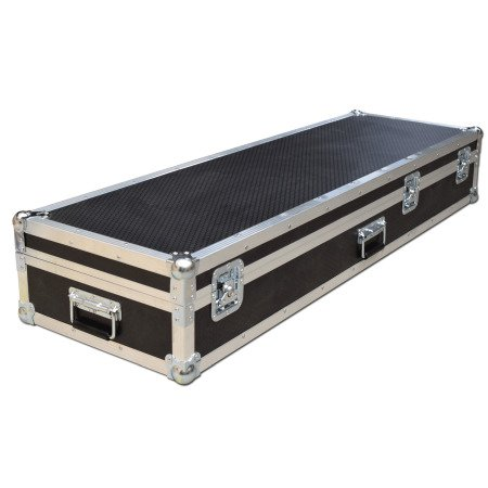 Hard Keyboard Flight Case For Yamaha MO8, Heavy Duty
