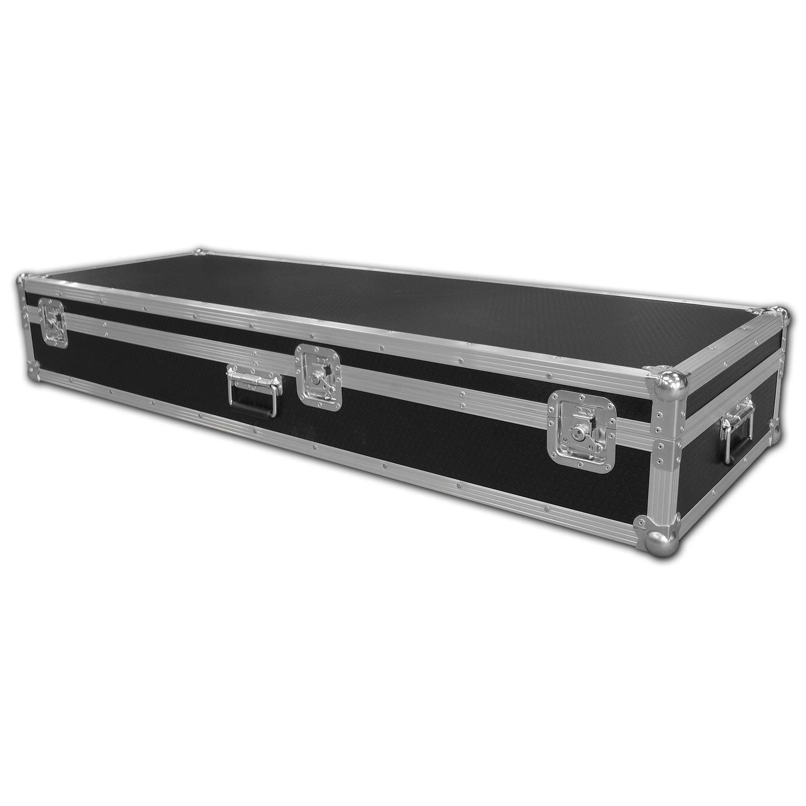 hard keyboard flight case for yamaha xf8. Black Bedroom Furniture Sets. Home Design Ideas