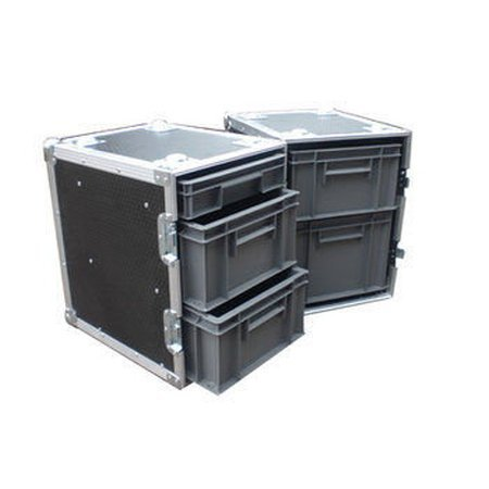 Custom Twin Door Production Flight Case