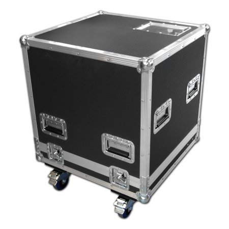 Multicore Drum Flight Case On Castors