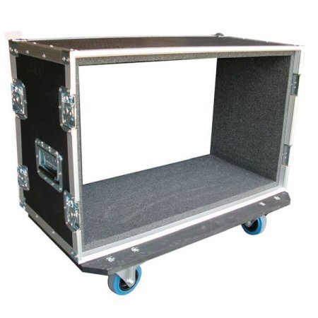 42 Plasma LCD TV Flight Case With Front door