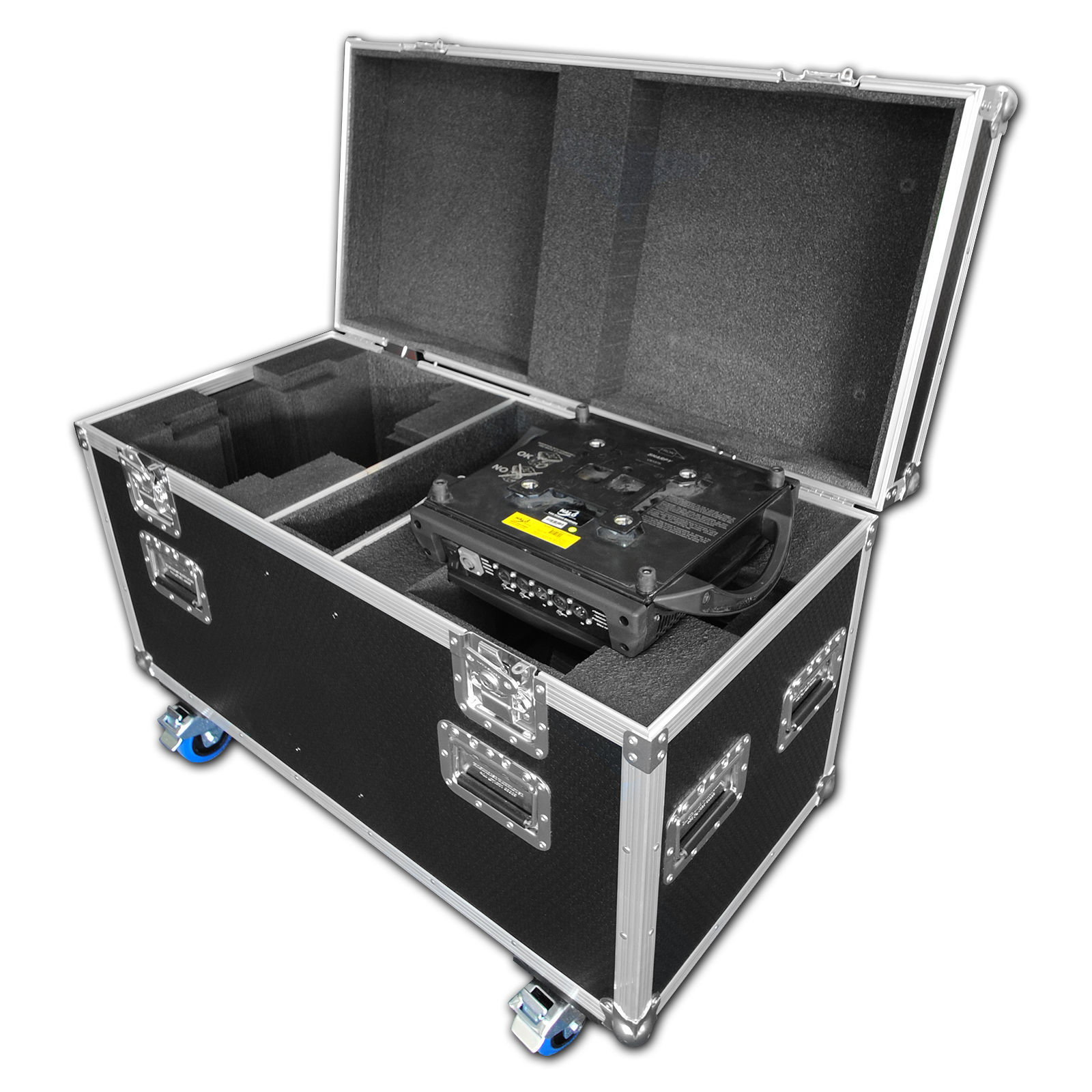 martin mac 250 entour twin moving head flight case. Black Bedroom Furniture Sets. Home Design Ideas