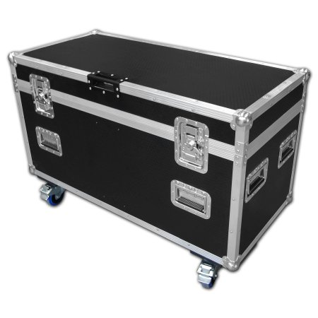 American DJ Inno Spot Elite Twin Moving Head Flight Case