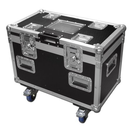 Chauvet Rogue R1 Wash Twin Moving Head Flight Case