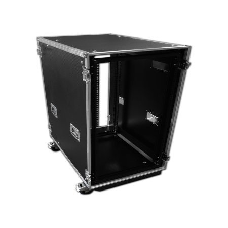 14u Shockmount Rack Case Flight Case