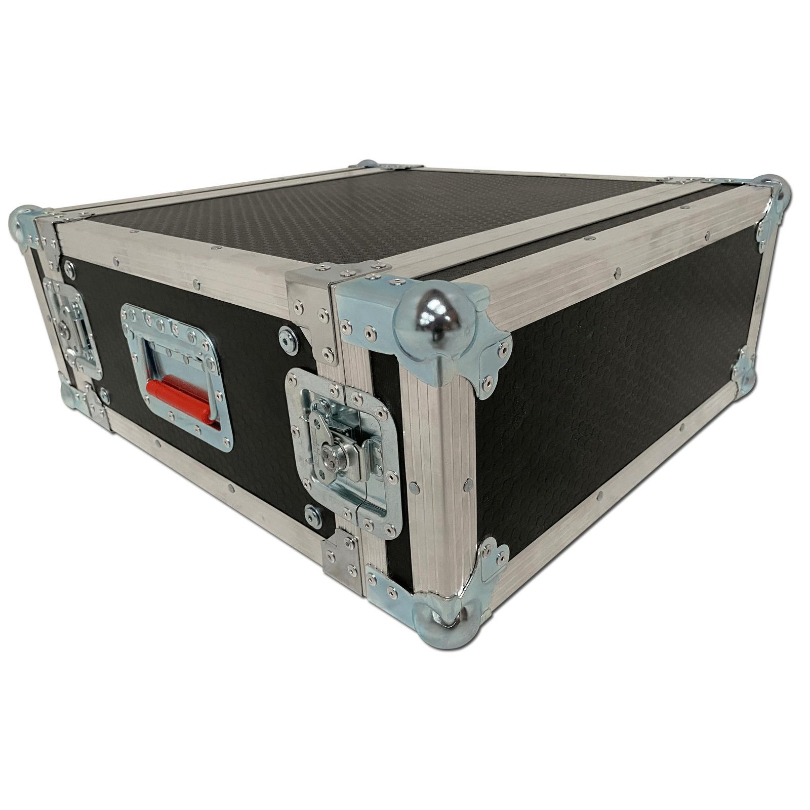 spider 4u rackmount flight case 460mm deep. Black Bedroom Furniture Sets. Home Design Ideas