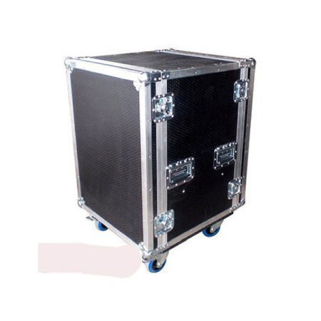 Apple Mac Pro Rack with 10u Section on Castors for Apple  Mac Pro