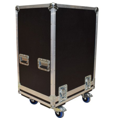 1x15 Cab Flight Case Custom Built for Fender Rumble 115 Cab