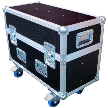 32 3D Plasma LCD TV Flight Case