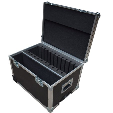 10 Way Apple iPad Flight Case
