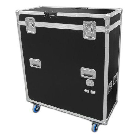 42 Plasma LCD TV Flight Case With Built In Electric Lift