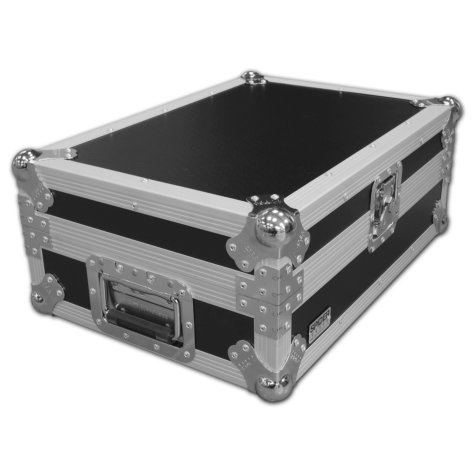 spider pioneer djm 600 dj mixer flight case. Black Bedroom Furniture Sets. Home Design Ideas