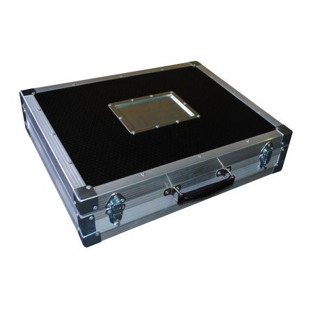 x12 Universal Microphone Briefcase With CNC Pockets