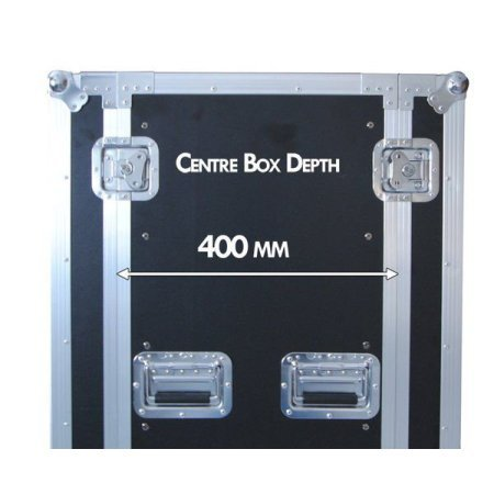Centre box depth 400mm