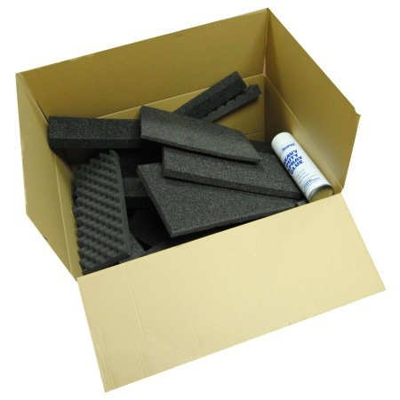 Variety Box Of Foam Offcuts
