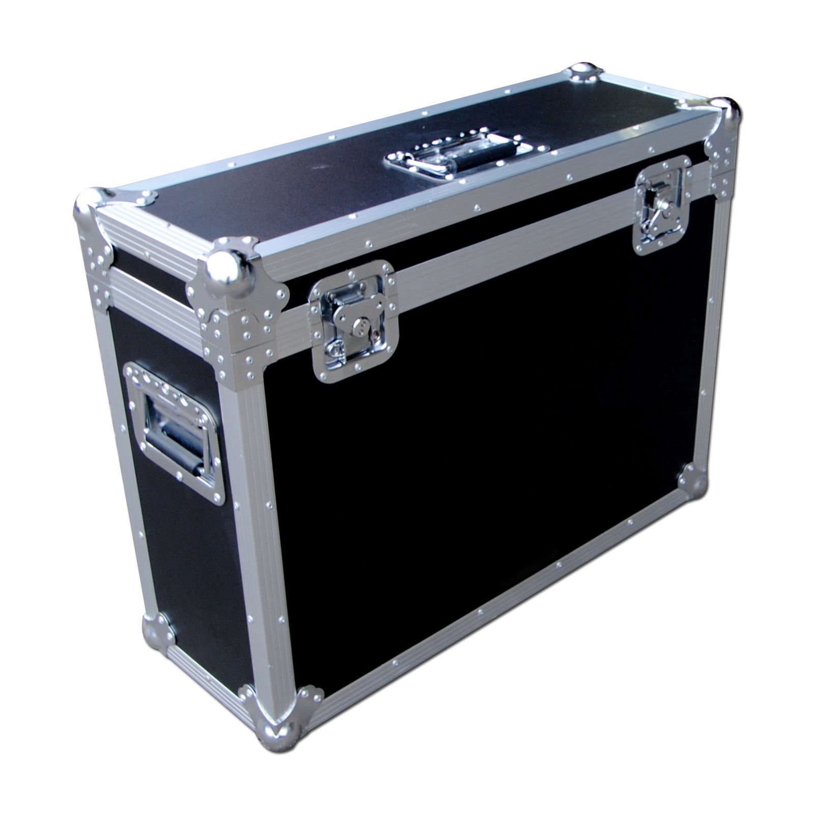 17 video production lcd monitor flight case for panasonic. Black Bedroom Furniture Sets. Home Design Ideas