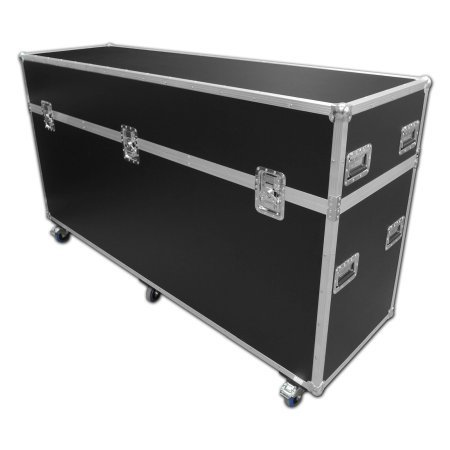 Exhibition + Display Kit Flight Case 2 2150mm x 450mm x 1150mm