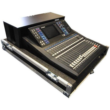 Yamaha LS9 16 Channel Mixer Flight Case with Dog Box