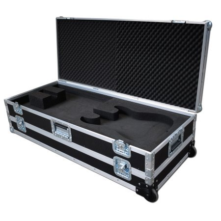 Custom Double Guitar Flight Case