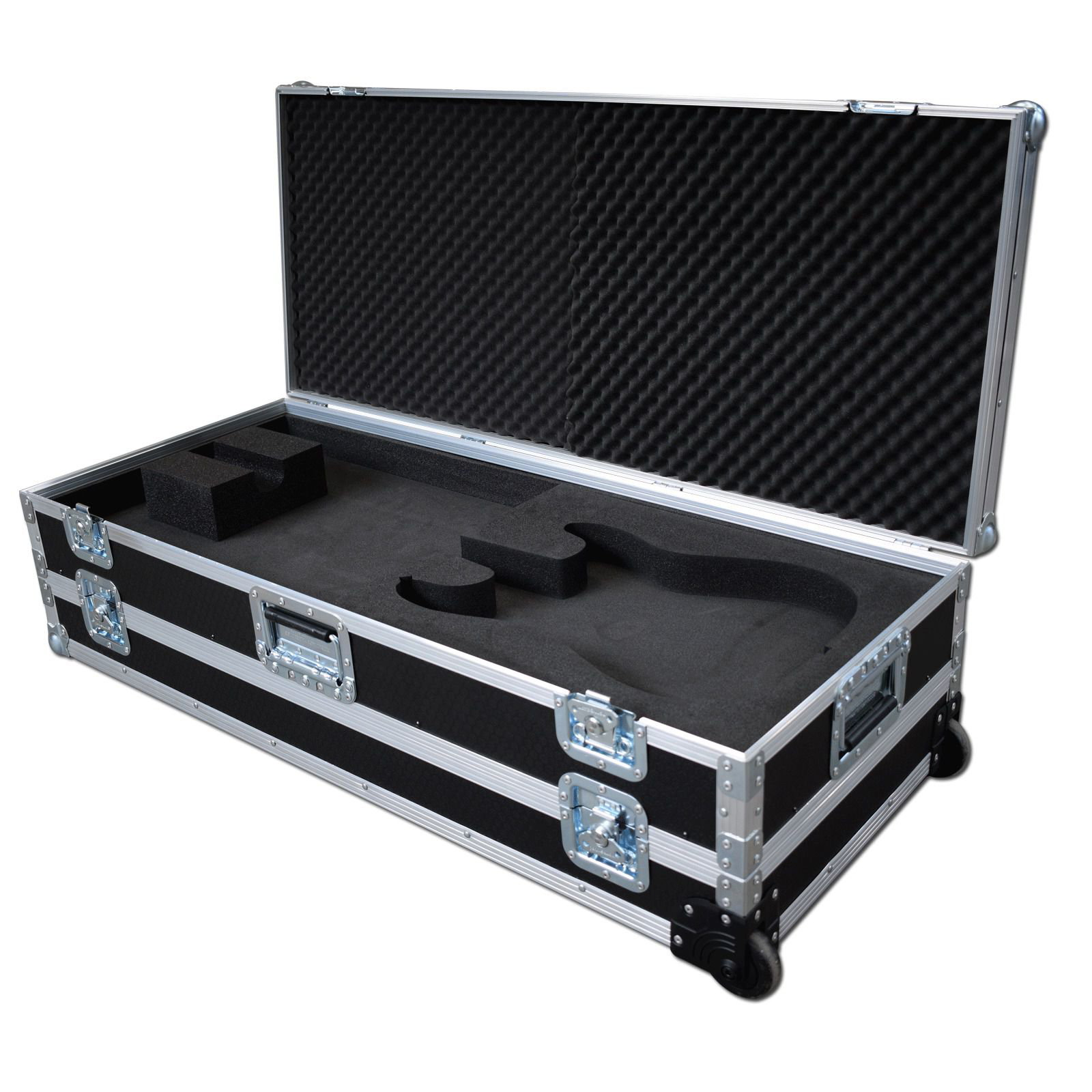 House Design Online Uk Custom Double Guitar Flight Case