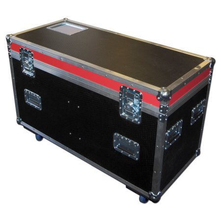 Clay Paky Alpha Spot HPE 700 Twin Moving Head Flight Case