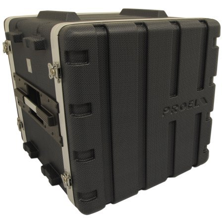 Proel Force Series 10u ABS Rack Case