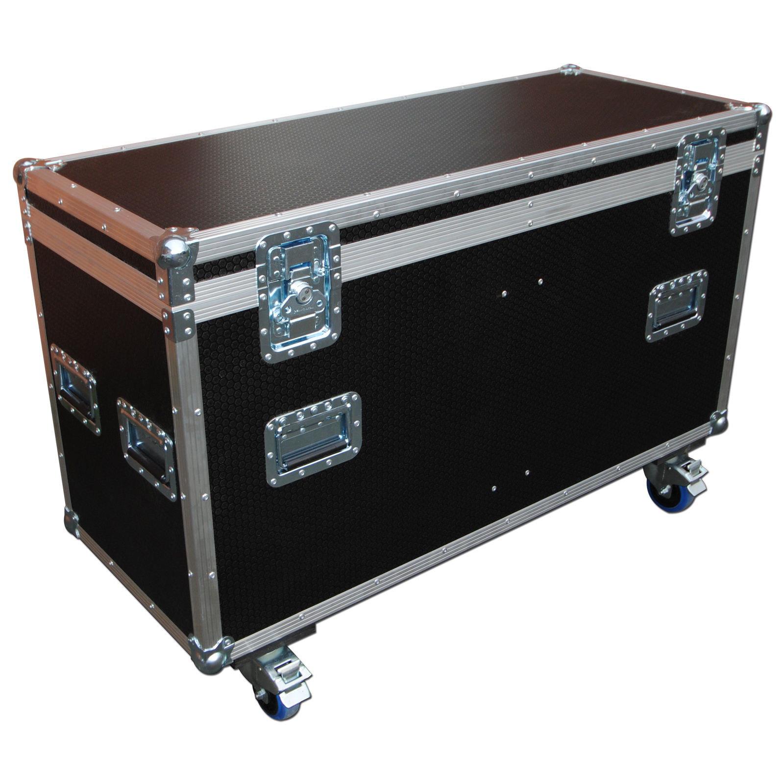 chauvet intimidator spot led 350 twin moving head flight case. Black Bedroom Furniture Sets. Home Design Ideas