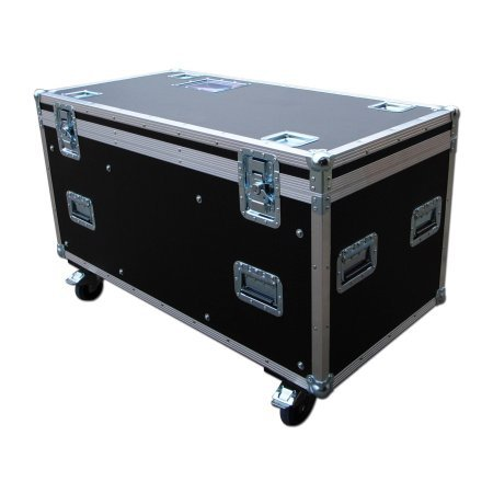Euro Style 12mm Super Tour Road Trunk Flight Case (1164mm)