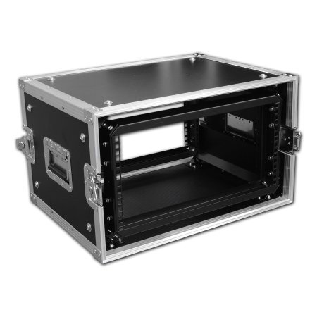 Yamaha Rio 1608-D Rackmount Mixer Flight Case