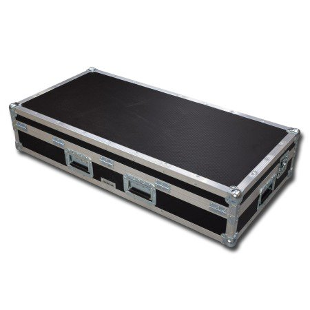 8u Studio Mixer Rack Flight Case