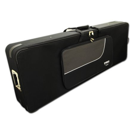 Spider Lightweight Keyboard Case on Castors 1500mm