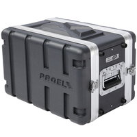 Proel ABS Shallow Rack Case Force Series