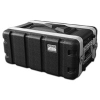 Shallow ABS Plastic Rack Cases
