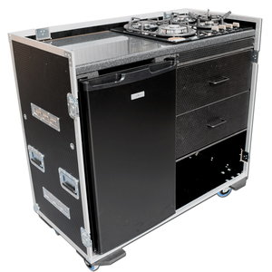 Mobile Fridge Flight Cases