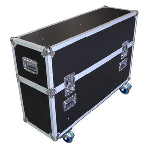 Digital Signage Totem Flight Cases