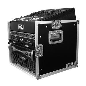 Road Ready Mixer Rack Flightcases