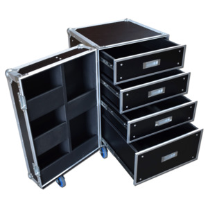 Spider Pro Production Flightcases