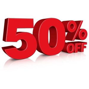 50% Off All Ex-Demo Flightcases. Click Here