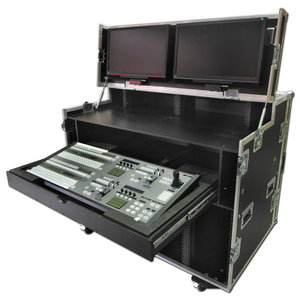 Custom Audio Visual Flight Cases