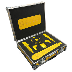 Wireless Radio Microphone Flight Cases