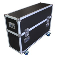 Custom Built LCD TV Flight Cases
