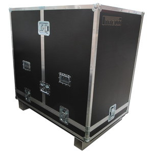 Wheel + Wheel Part Flight Cases
