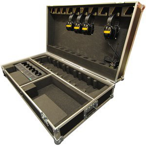 Radio Headset Flight Cases