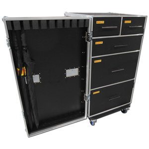 Pit Equipment Flight Cases