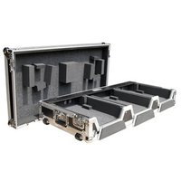 Total Impact CDJ Coffin Cases